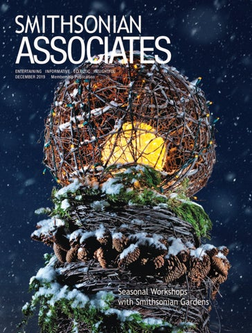 smithsonian associates december 2019 program guide by  faux pelz c 2_11 #14