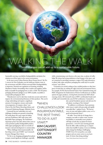 Page 14 of WALKING THE WALK