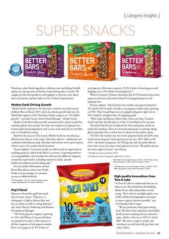 Page 21 of SUPER SNACKS