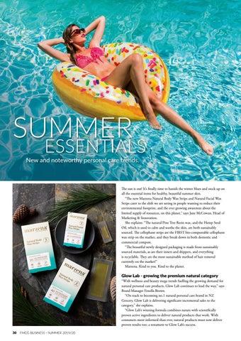 Page 30 of SUMMER ESSENTIALS