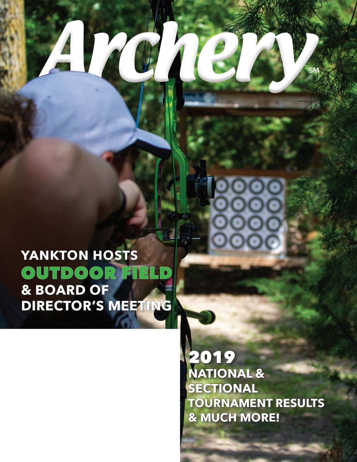 2019 Second Third Quarter By National Field Archery Association Issuu