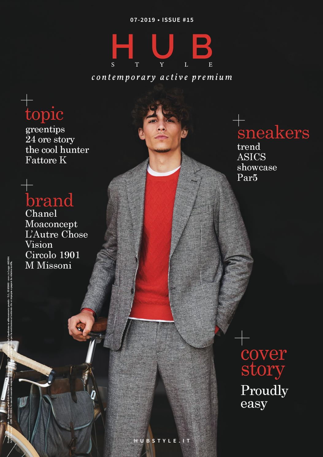 HUB Style Magazine Vol. 7_2019 by Sport Press issuu