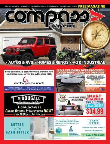 Compass Magazine November 21 2019 By Compass Advertising