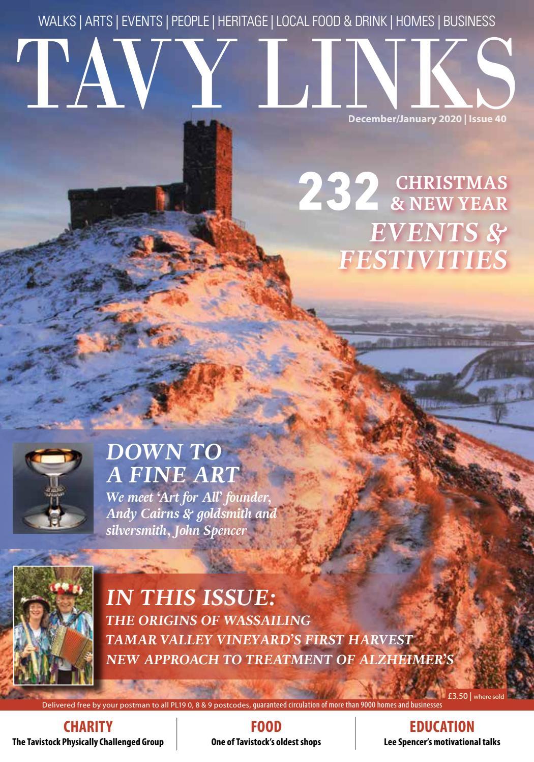 Tavy Links December January 2020 By Links Magazines Issuu