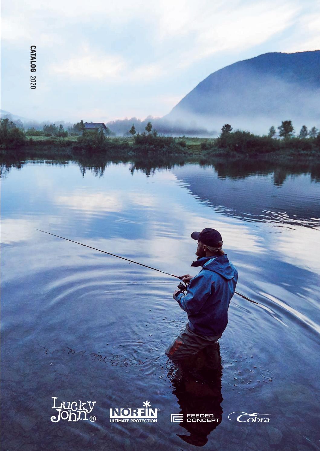 fishing lures Lucky John Pro Series Tioga Fat