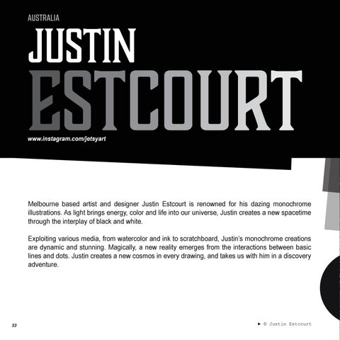 Page 34 of JUSTIN ESTCOURT | Painting the Light in a Vast Universe