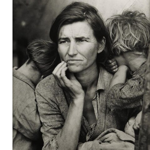 Page 53 of DOROTHEA LANGE | Migrant Mother, Nipomo, California(1936)