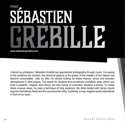 Page 58 of SÉBASTIEN GRÉBILLE| Featured Artist
