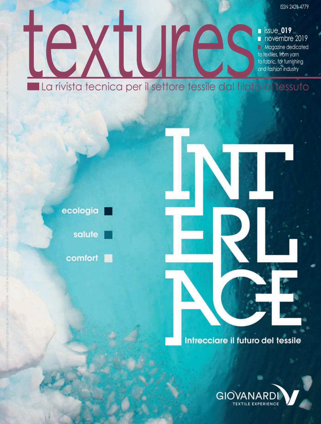 TEXTURES_issue_019 by Web and Magazine s.r.l. issuu