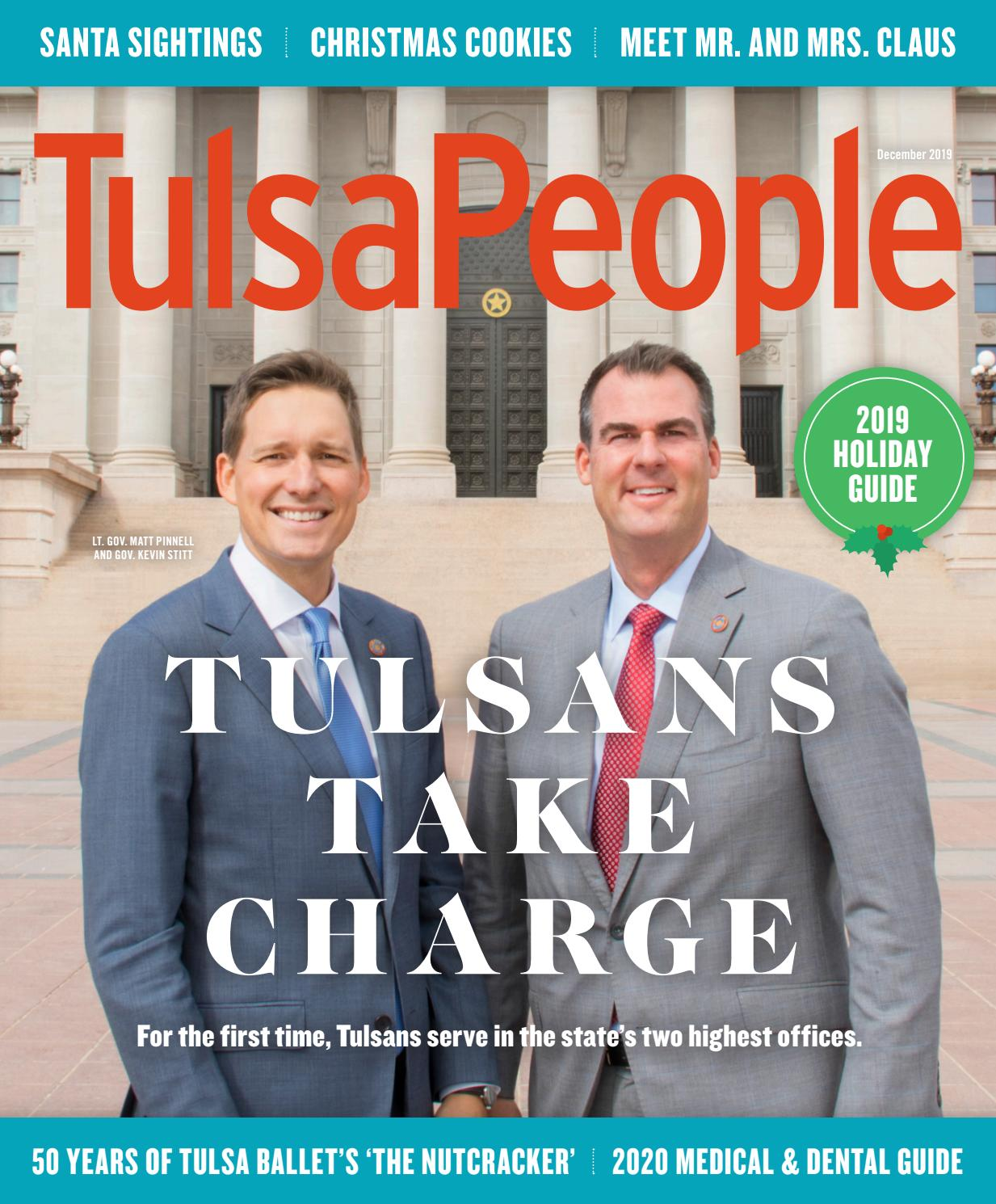 TulsaPeople December 2019 by TulsaPeople   issuu