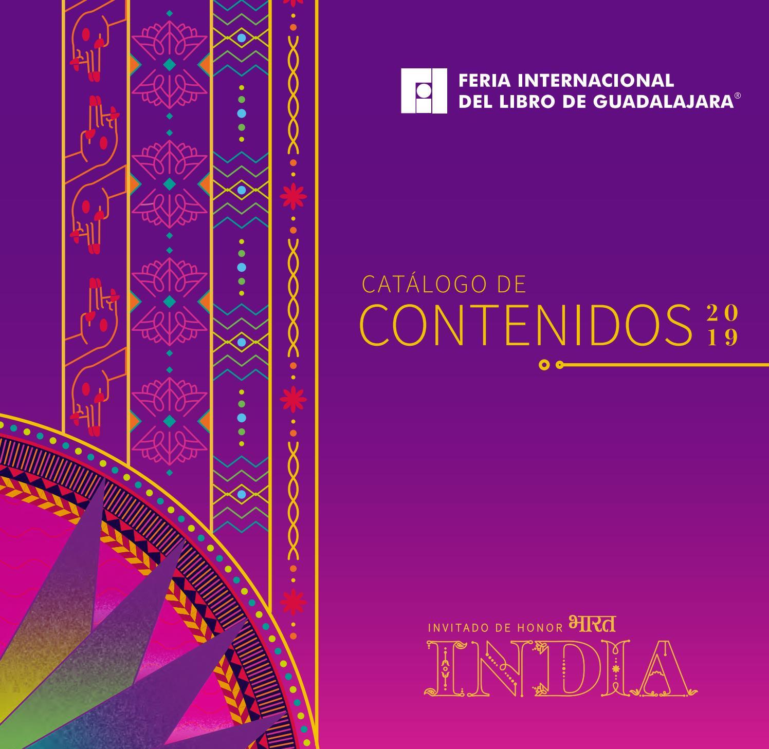Catálogo De Contenidos 2019 By Feria Internacional Del Libro