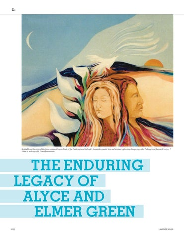 Page 22 of THE ENDURING LEGACY OF ALYCE AND ELMER GREEN