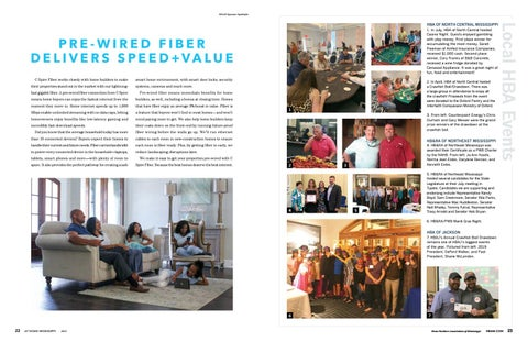 Page 13 of Pre-Wired Fiber Delivers Speed + Value