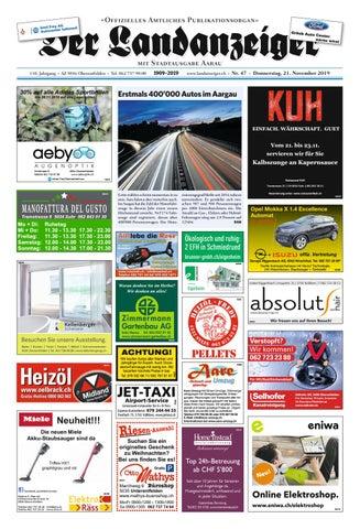 Der Landanzeiger 4719 by ZT Medien AG issuu