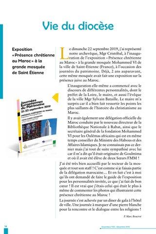Page 14 of Vie du diocèse de Rabat