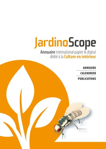 JardinoScope® 2019   French Edition by Mama Editions   issuu