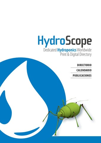 HydroScope® 2019   American Spanish Edition by Mama Editions   issuu