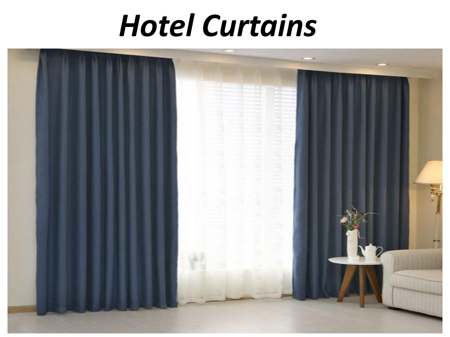 Hotel Curtains In Dubai By Mickey Micheal Issuu