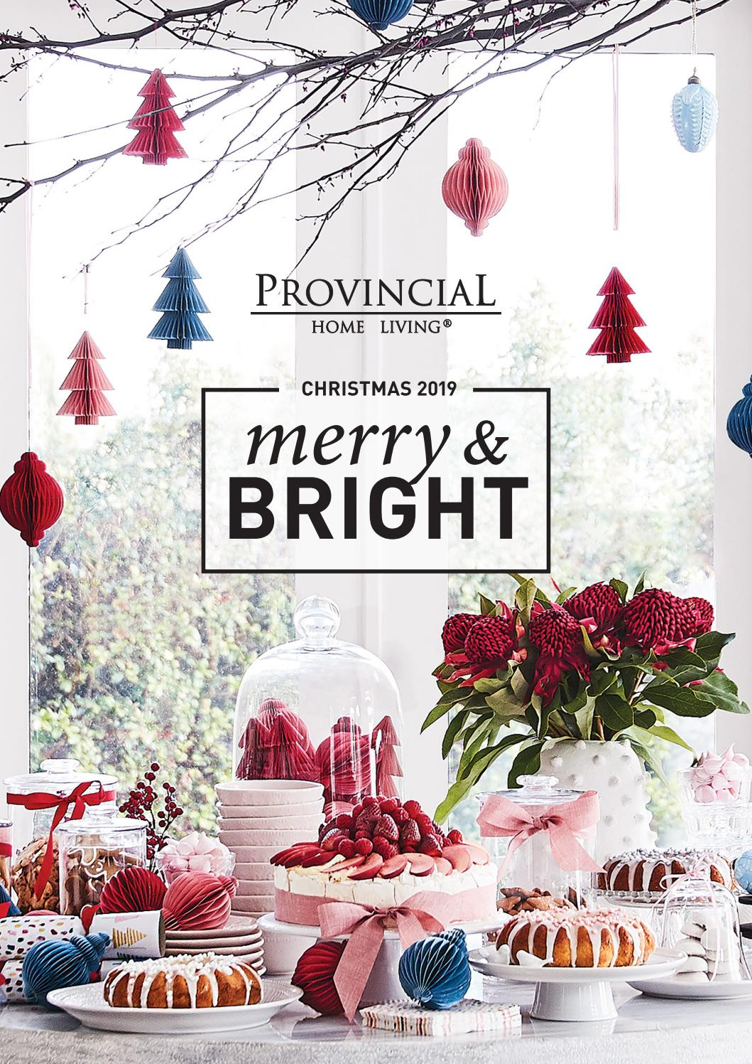 Provincial Home Living Christmas Catalogue 2019 By Provincial Home Living Issuu