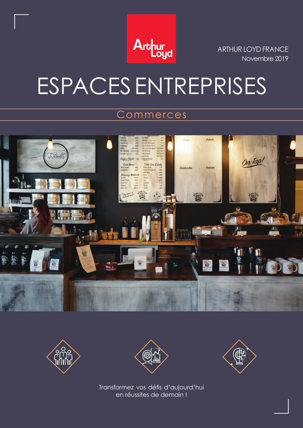 Envia Cuisine Fleury Les Aubrais plaquette mapic 2019arthur loyd - issuu