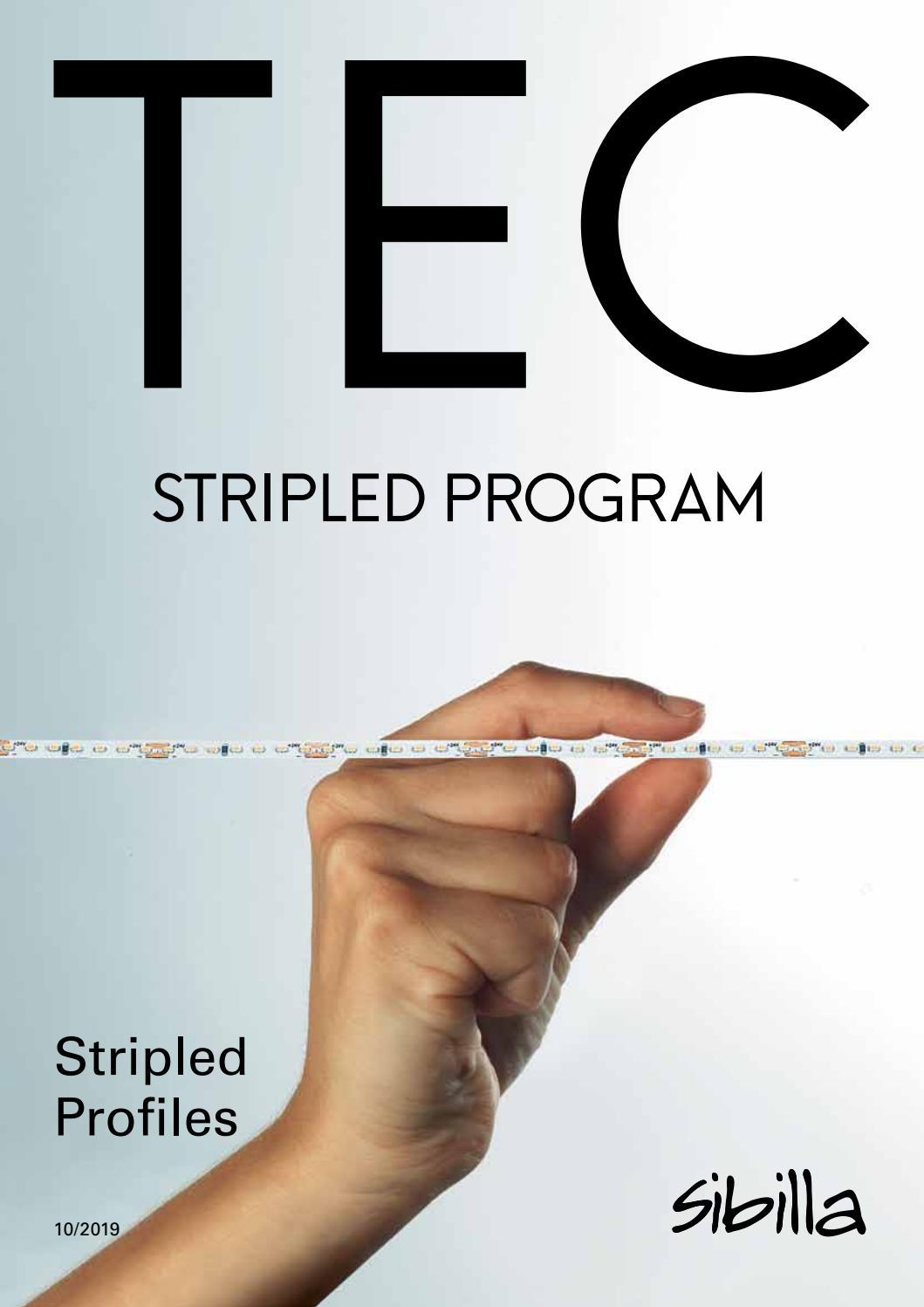 Strip Led Piu Luminosi stripled-program-sibilla by gaxa iluminaciÓn - issuu