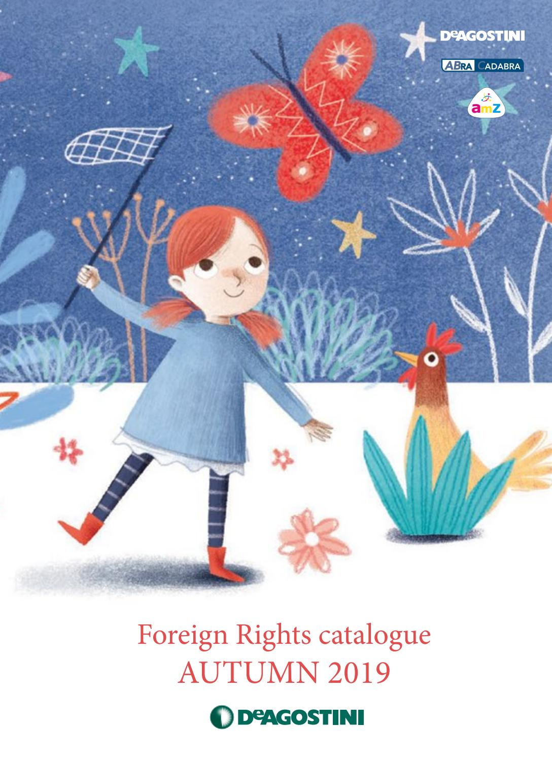 Kids Middle Grade Fiction Foreign Rights Fall 2019 Dea