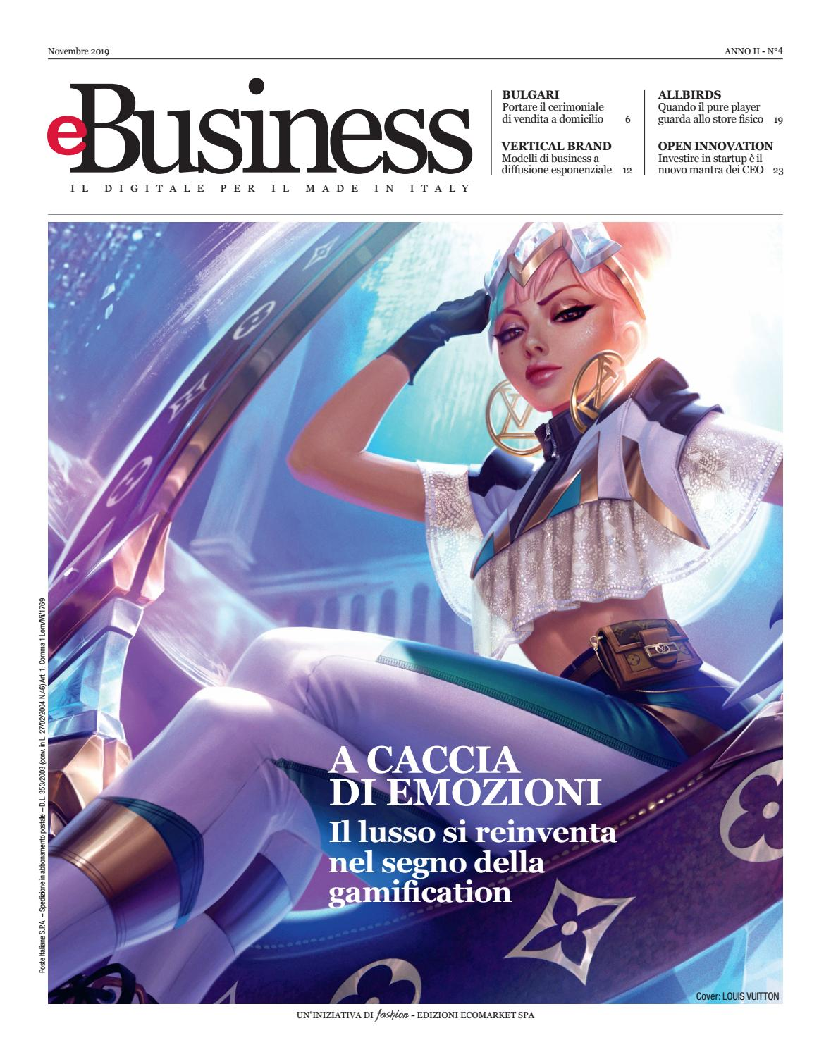 eBusiness N 4 2019 by Fashionmagazine issuu