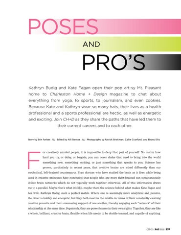 Page 137 of POSES AND PRO'S