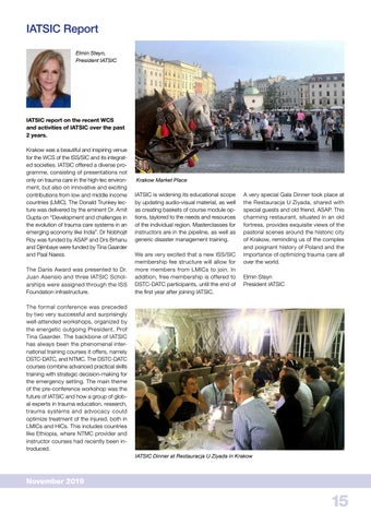 Page 15 of IATSIC Report