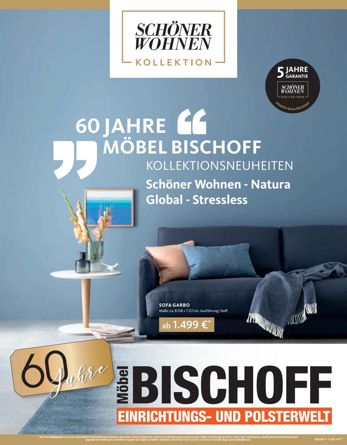 Schoner Wohnen Bei Mobel Bischoff By Perspektive Werbeagentur Issuu