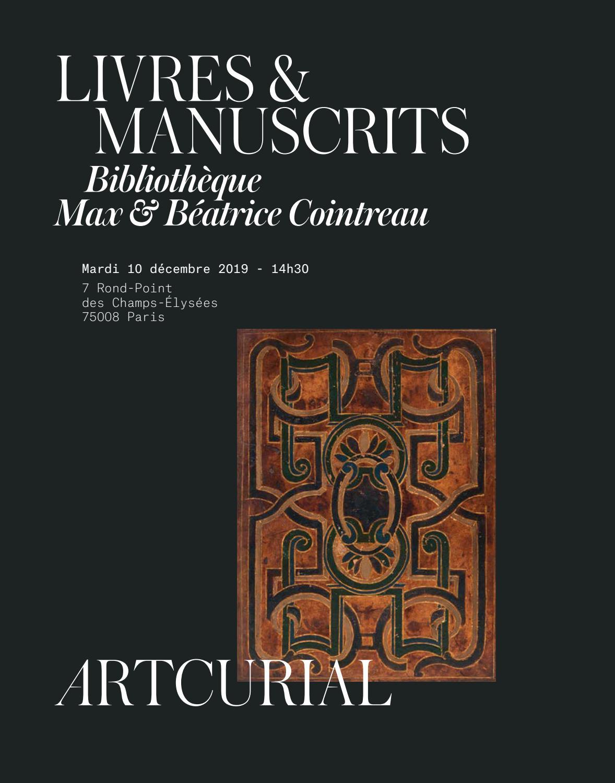 Pro Gouttiere Sainte Cecile livres & manuscritsartcurial - issuu