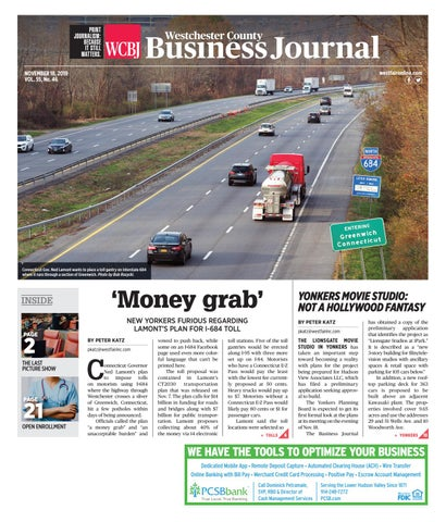 Westchester County Business Journals 111825 By Wag Magazine Issuu