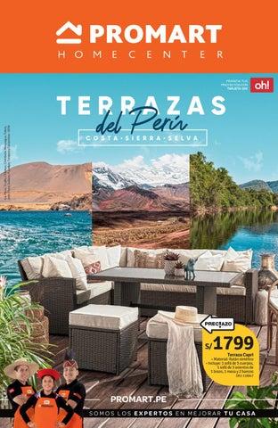 Jaen Encarte Especial Terrazas Del Perú By Promart Issuu