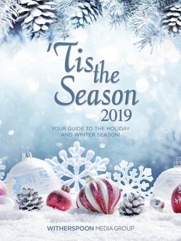 Christmas Brunch Near Me 2020 08534 Tis The Season 2019 by Witherspoon Media Group   issuu