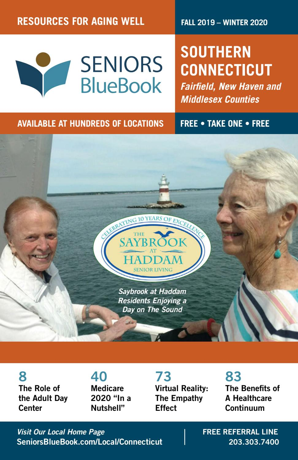 Southern Connecticut Fall 2019 Winter 2020 By Seniors Blue Book Issuu