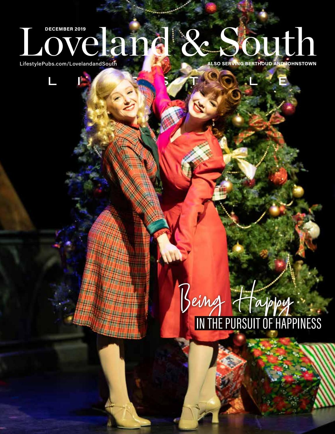 Berthoud Show Choir Christmas Dates 2020 Loveland & South, CO December 2019 by Lifestyle Publications   issuu