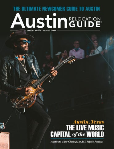 Austin Relocation Guide - 2019 Issue 2 by web-media-group