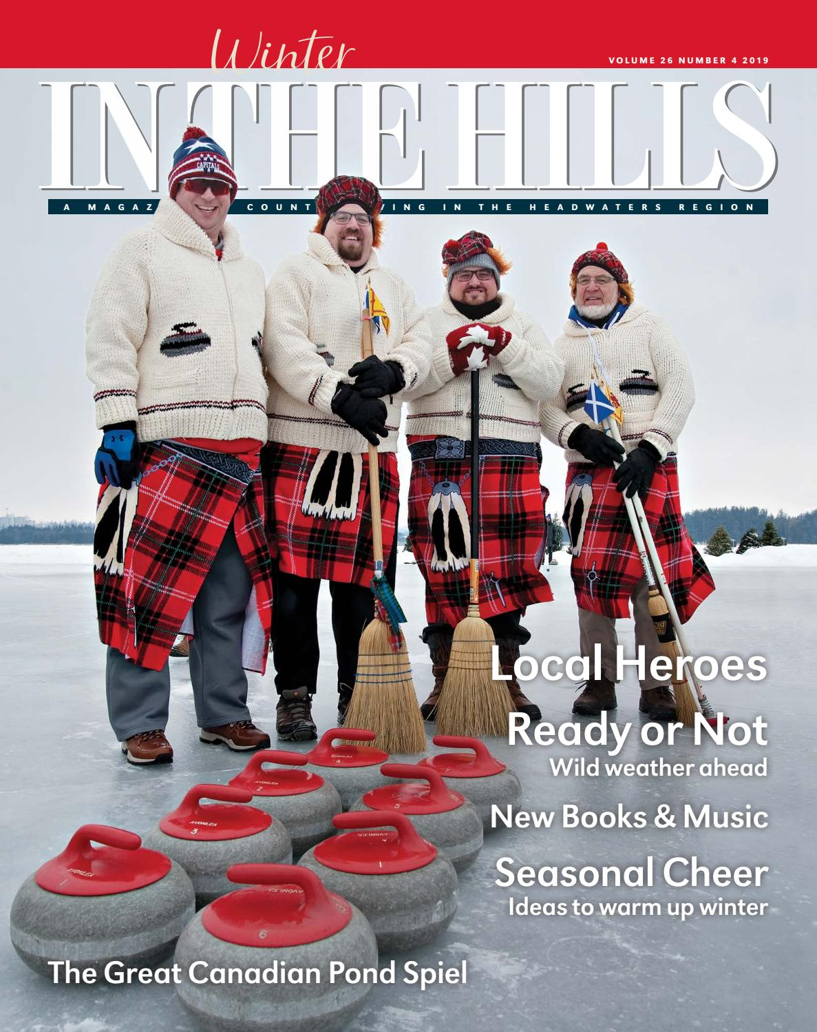 Winter In The Hills 2019 By In The Hills Magazine Issuu