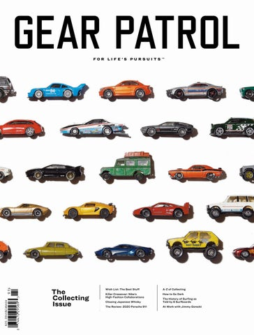 Gear Patrol Magazine Issue Nine The Collecting Issue By