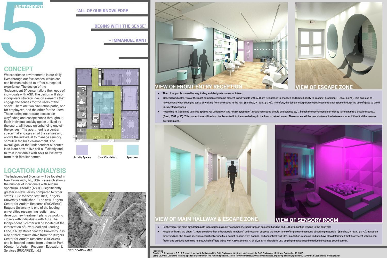 interior design student competitions 2018 uk