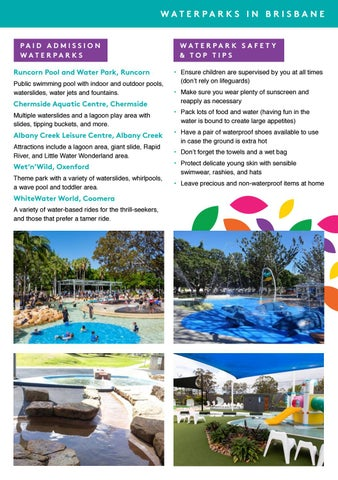 Page 29 of 14 Waterparks in Brisbane to enjoy on the Summer holidays