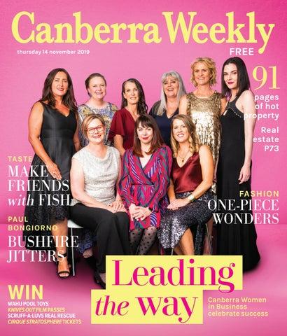 14 November 2019 by Canberra Weekly Magazine issuu