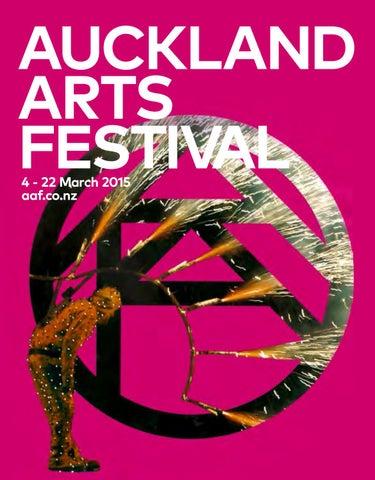 Auckland Arts Festival 2015 By Auckland Arts Festival Issuu