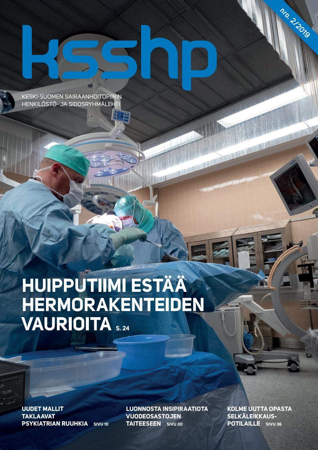 keski suomen keskussairaala päivystys