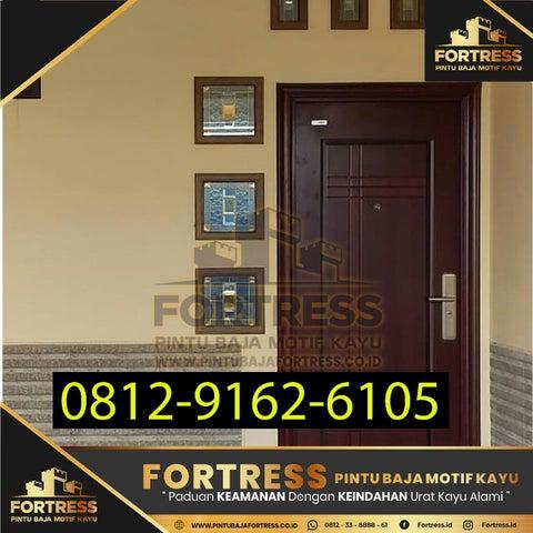 Fortress 0812 9162 6108 Pintu Modern 2017 Mamasa By Desain Pintu Rumah Ukir Issuu