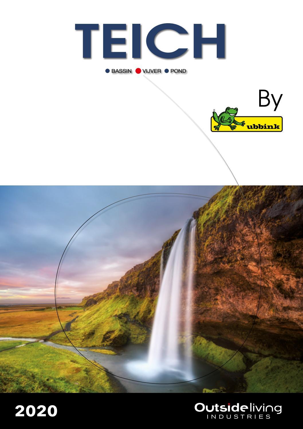 Profi Teichfilterpumpe Wasserfallpumpe 4500 Liter  fürTeichfilter und Wasserfall