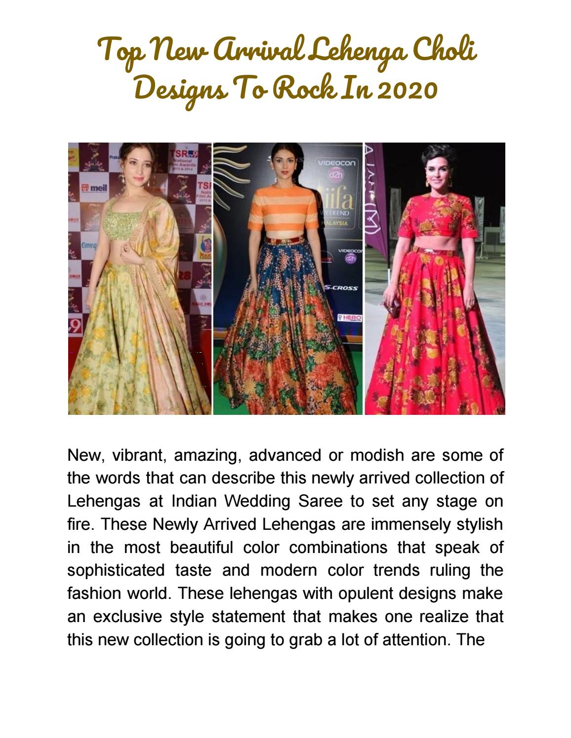 Top New Arrival Lehenga Choli Designs 2020 By Kaitlin Maud Issuu,Living Room Green Interior Design