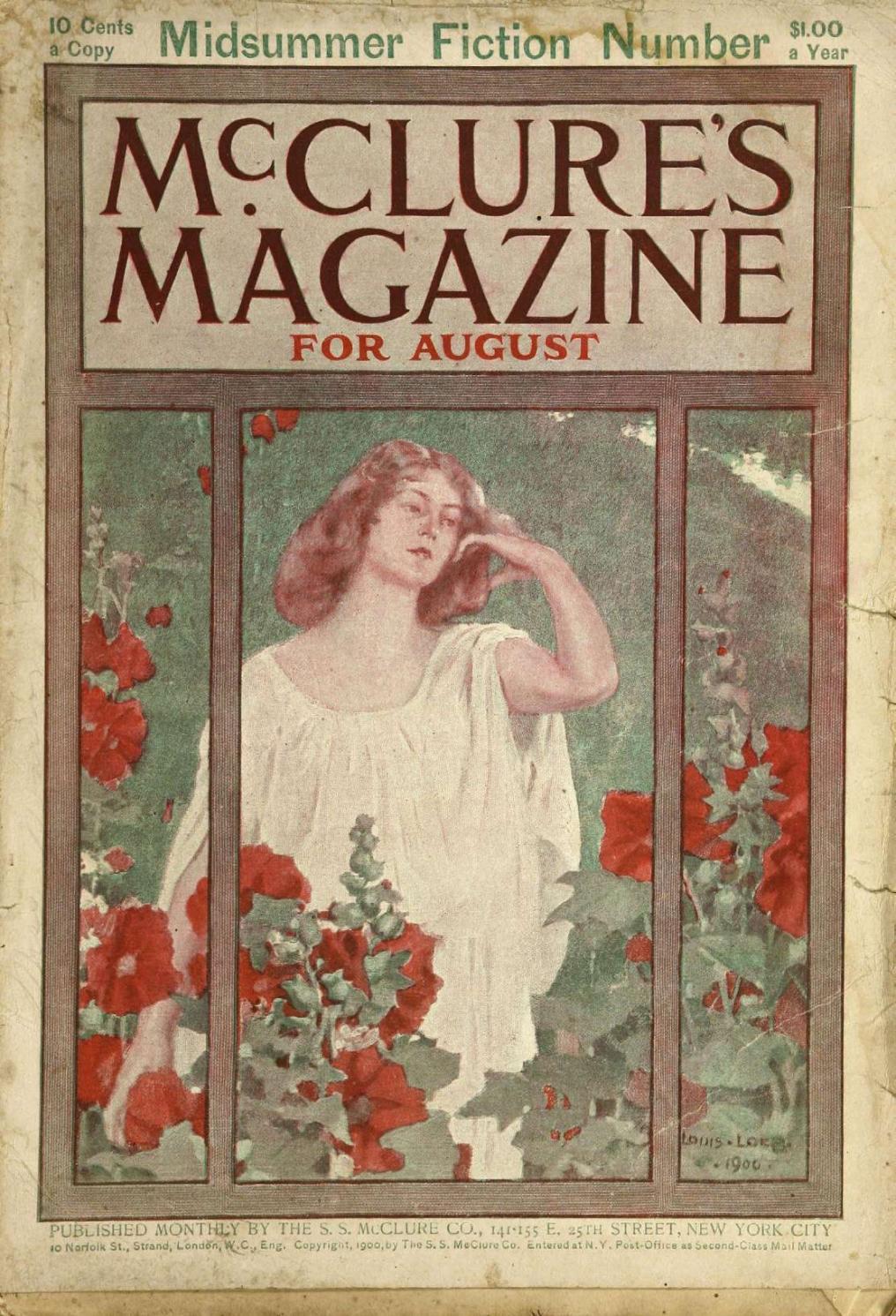 foto de McClure's Magazine 1900-08 vintage by ㅤㅤㅤㅤ - issuu