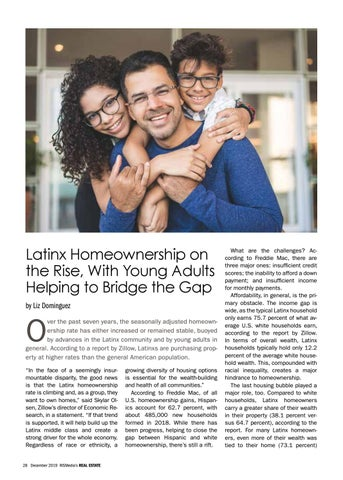 Page 30 of Latinx Homeownership on the Rise, With Young Adults Helping to Bridge the Gap