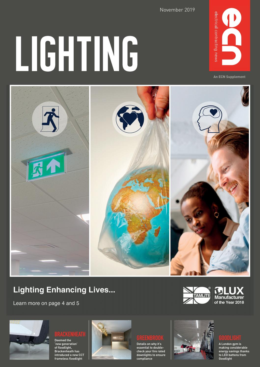Ecn Lighting Supplement 2019 By All